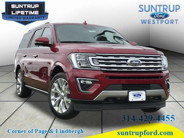 New 2018 Ford Expedition MAX Limited 4x4 Limited 4dr SUV in St ... ca204f63f