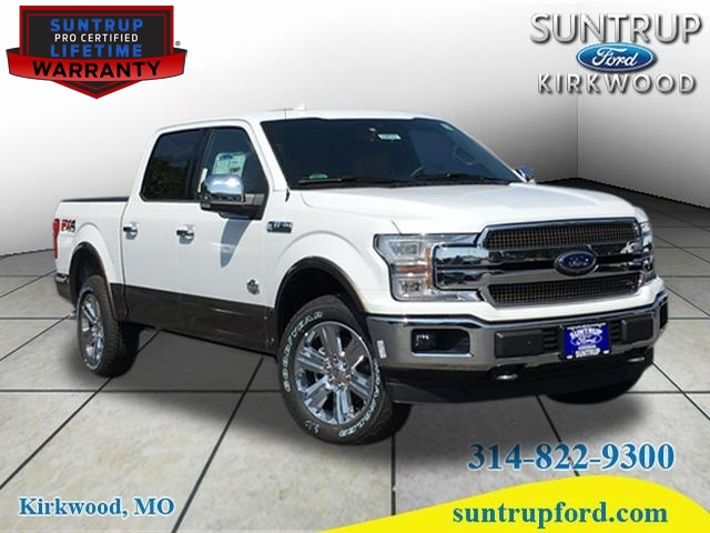 New 2018 Ford F-150 King Ranch 4X4