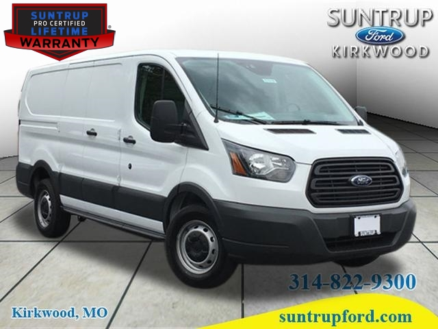 2d4f9acdbd ... Low Roof Cargo Van w 60 40 Passenger Side Doors. New 2017 Ford Transit  Cargo 150