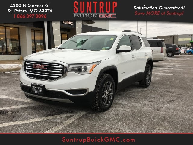 Certified Pre-Owned 2018 GMC Acadia SLT-1 4X4