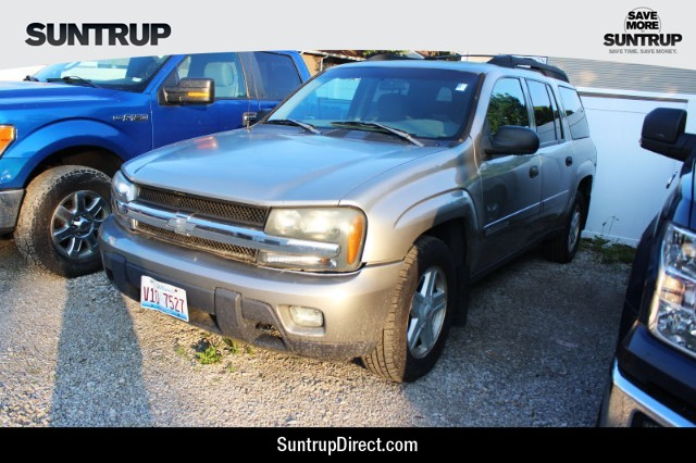 Pre-Owned 2003 Chevrolet TrailBlazer EXT LT