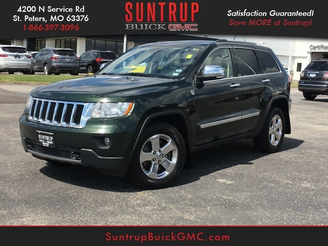 Pre Owned 2011 Jeep Grand Cherokee Limited 4X4