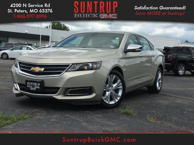 Certified Pre-Owned 2015 Chevrolet Impala LT