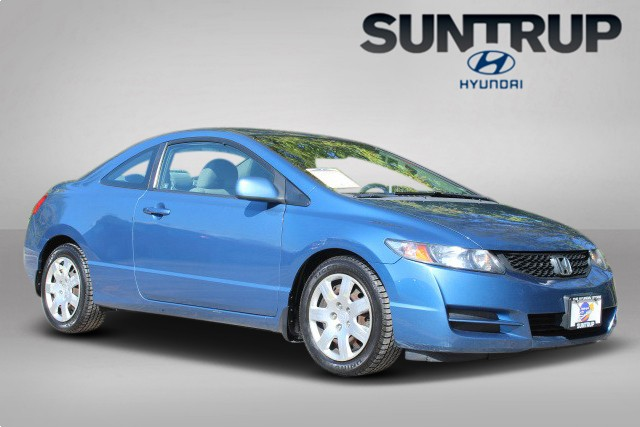 Lovely Pre Owned 2010 Honda Civic Coupe LX
