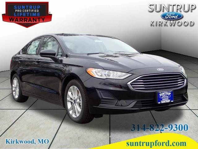 Ford Fusion St >> New 2019 Ford Fusion Se Fwd Se 4dr Sedan