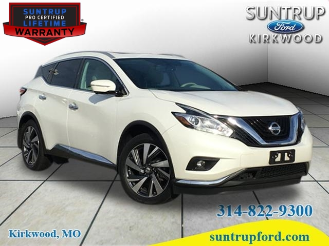 Pre-Owned 2015 Nissan Murano Platinum AWD