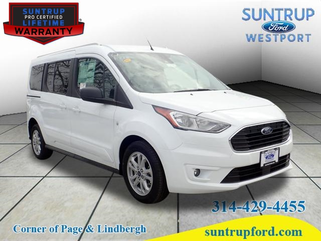 New 2019 Ford Transit Connect Wagon Xlt Fwd Xlt 4dr Lwb Mini Van W Rear Liftgate