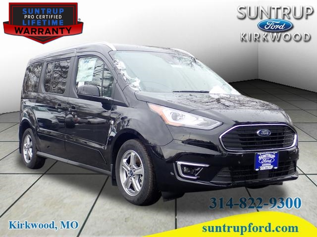 New 2019 Ford Transit Connect Wagon Titanium With Navigation