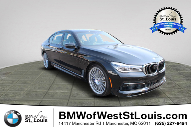 New BMW Series ALPINA B XDrive FourDoor Sedan In St Louis - Bmw alpina 7 series