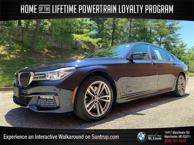 Certified Pre-Owned 2018 BMW 7 Series 740e xDrive iPerformance