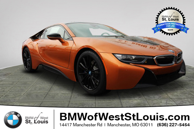 New 2019 Bmw I8 Coupe Two Door Coupe In St Louis Se0001 Suntrup