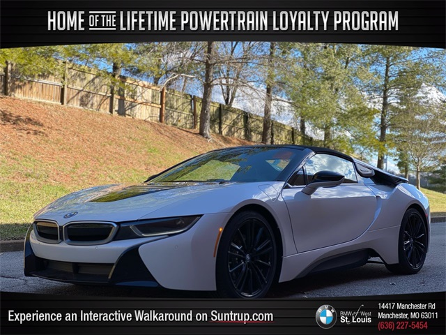 New 2020 BMW i8 Base