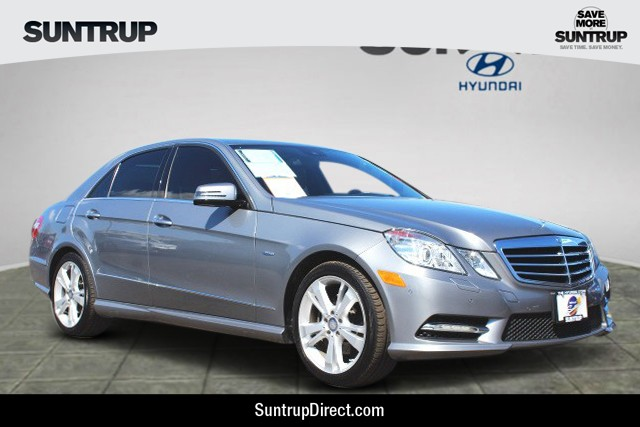 Pre-Owned 2012 Mercedes-Benz E-Class E350 Sport