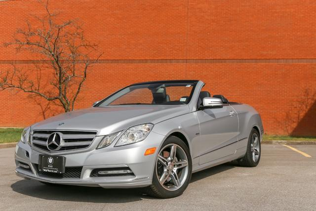 Pre-Owned 2012 Mercedes-Benz E-Class E 350 Base