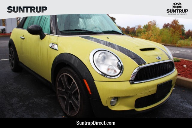 Pre Owned 2010 Mini Cooper Convertible S