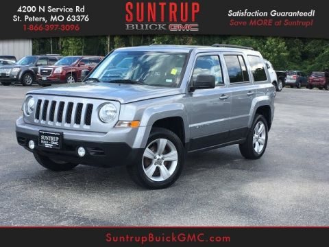 Pre-Owned 2014 Jeep Patriot Latitude 4X4