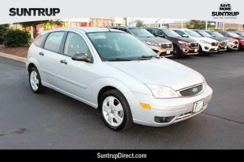 Pre-Owned 2006 Ford Focus S