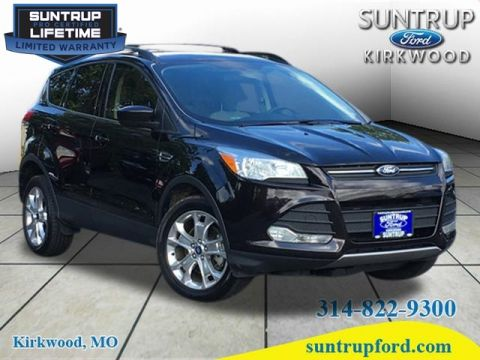 Pre-Owned 2013 Ford Escape SE 4X4