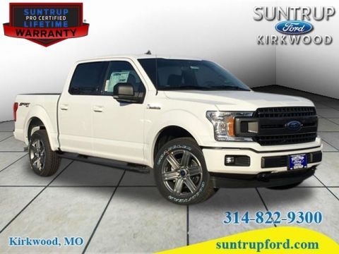 New 2019 Ford F-150 XLT 4X4
