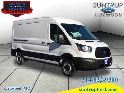 New 2019 Ford Transit Cargo 150
