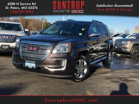 Certified Pre-Owned 2016 GMC Terrain Denali