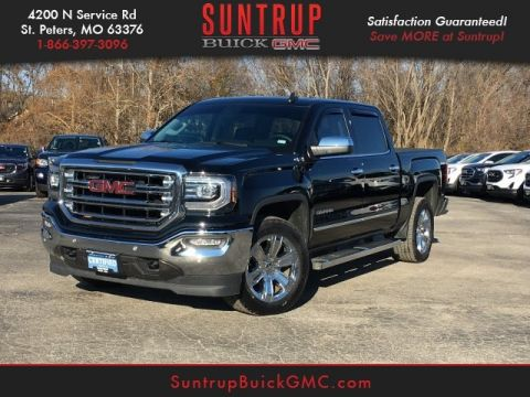 Certified Pre-Owned 2016 GMC Sierra 1500 SLT 4X4