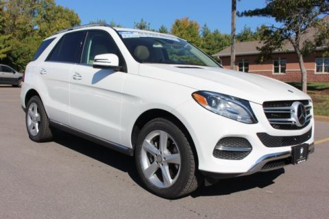 Pre-Owned 2016 Mercedes-Benz GLE GLE 300d 4MATIC®