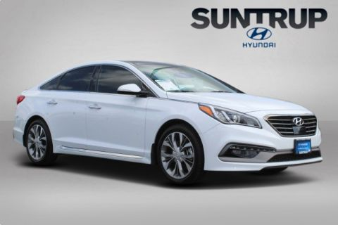 Certified Pre Owned 2015 Hyundai Sonata 2.0T Limited