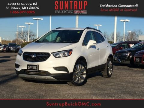 Certified Pre-Owned 2017 Buick Encore Preferred