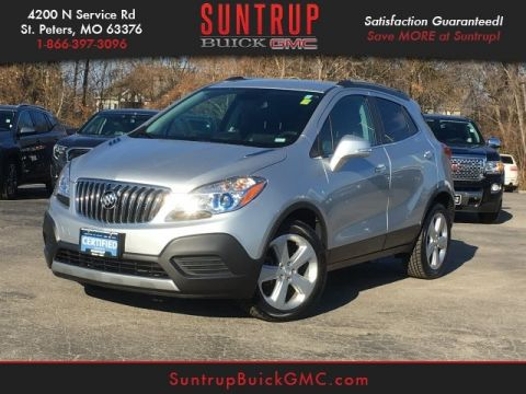 Certified Pre-Owned 2015 Buick Encore Base