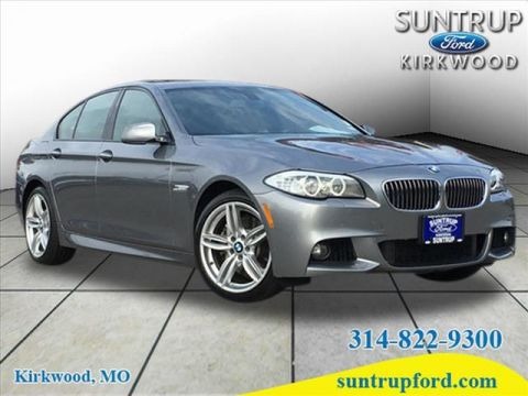 Pre-Owned 2013 BMW 5 Series 535I xDrive AWD
