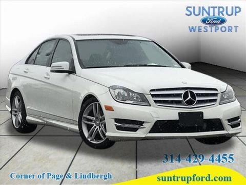 Pre-Owned 2012 Mercedes-Benz C 300 4MATIC®