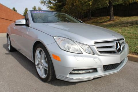 Pre-Owned 2013 Mercedes-Benz E-Class E 350 Base