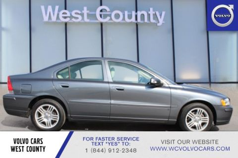 Pre-Owned 2008 Volvo S60 2.5T